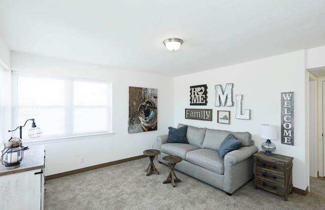 Merrimack Landing Apartments & Townhouses - 8807 Monitor Way, Norfolk, VA 23503