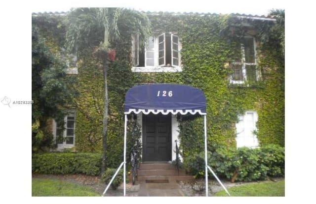 126 Mendoza Ave - 126 Mendoza Avenue, Coral Gables, FL 33134