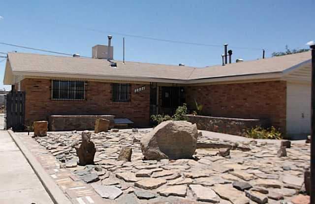 7221 ALTO REY Drive - 7221 Alto Rey Avenue, El Paso, TX 79912