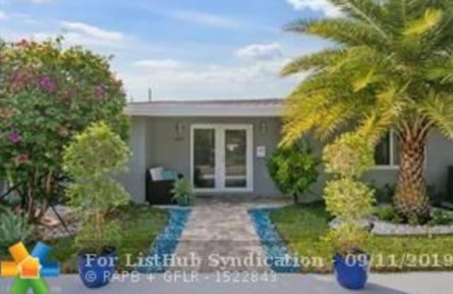 1517 NE 17th Ter - 1517 Northeast 17th Terrace, Fort Lauderdale, FL 33304