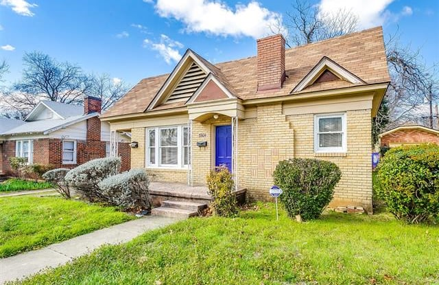 3204 Rogers Avenue - 3204 Rogers Avenue, Fort Worth, TX 76109