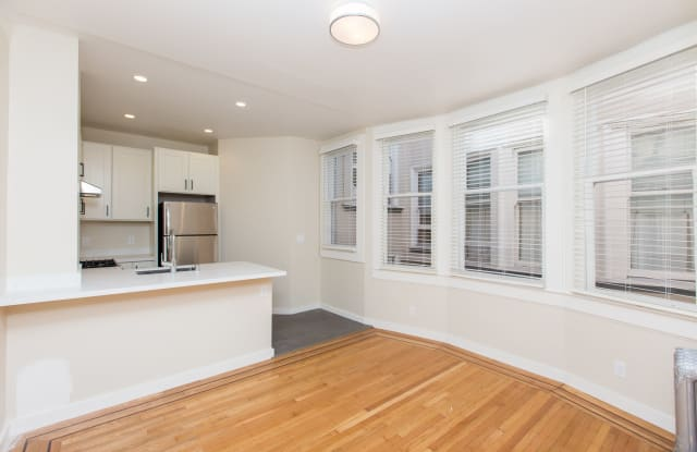 1656 LEAVENWORTH Apartments - 1656 Leavenworth Street, San Francisco, CA 94109