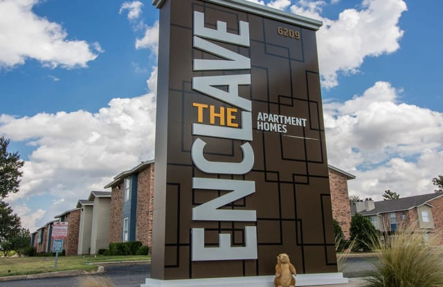 The Enclave Apartment Homes - 6209 I-40 Frontage Road, Amarillo, TX 79106