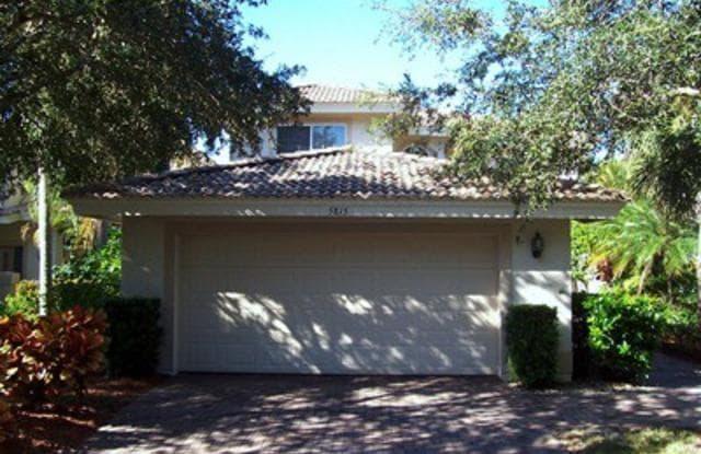 5815 PERSIMMON WAY - 5815 Persimmon Way, Collier County, FL 34110