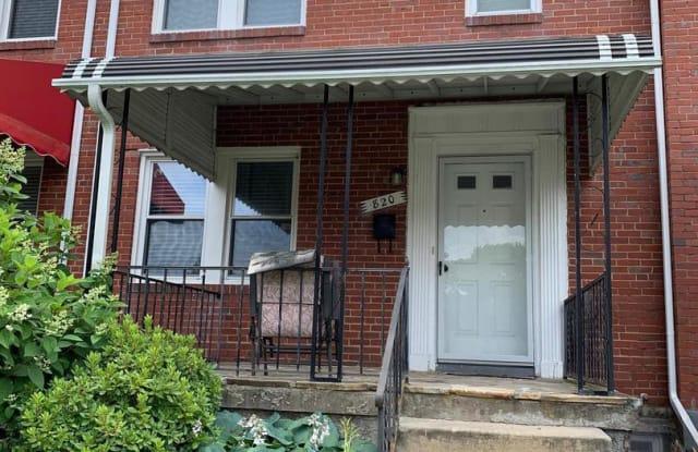 820 N CHAPELGATE LANE - 820 North Chapelgate Lane, Baltimore, MD 21229