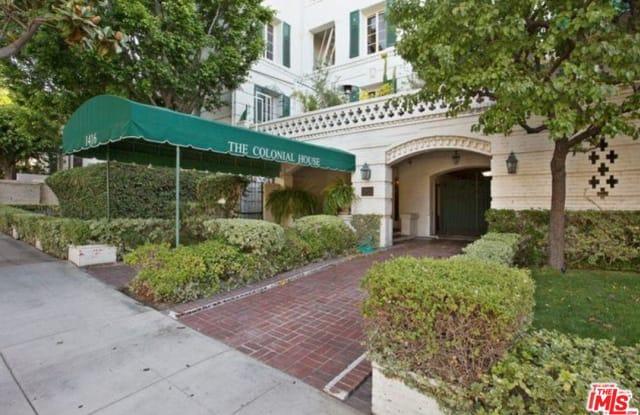 1416 HAVENHURST Drive - 1416 Havenhurst Drive, West Hollywood, CA 90046