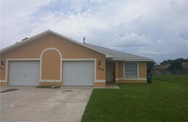 3619 Skyline BLVD - 3619 Skyline Blvd, Cape Coral, FL 33914