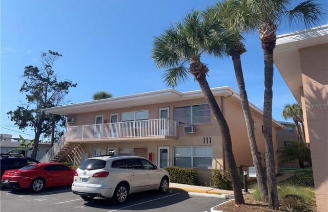 111 60TH AVENUE - 111 60th Avenue, St. Pete Beach, FL 33706