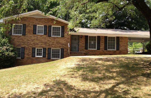 5585 Deerfield Trail - 5585 Deerfield Trail Southwest, Fulton County, GA 30349