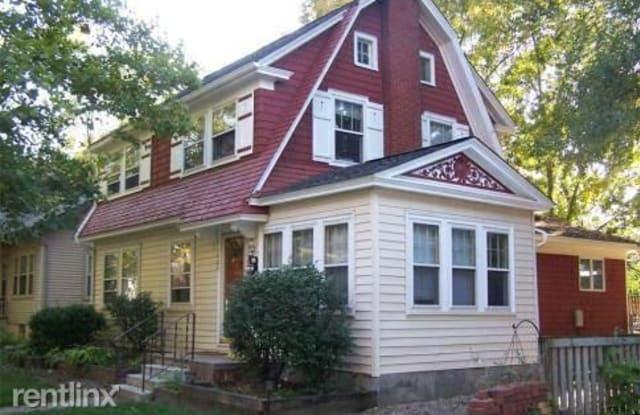 1404 White St - 1404 White Street, Ann Arbor, MI 48104