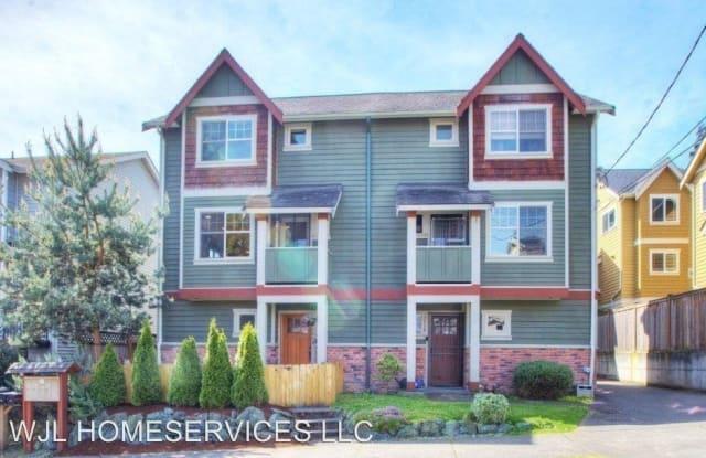 743 N 94th St #B - 743 North 94th Street, Seattle, WA 98103