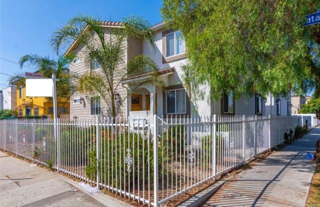 1201 S Catalina Street 1/2 - 1201 South Catalina Street, Los Angeles, CA 90006