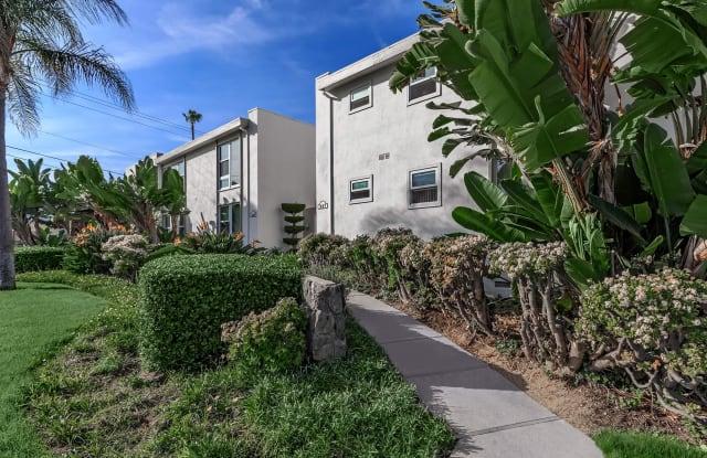 Sea Breeze Beach Apartments - 341 Calle Miramar, Redondo Beach, CA 90277