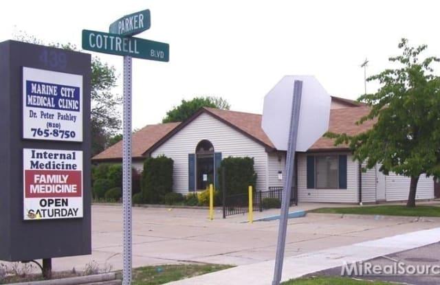 439 S Parker - 439 South Parker Street, Marine City, MI 48039