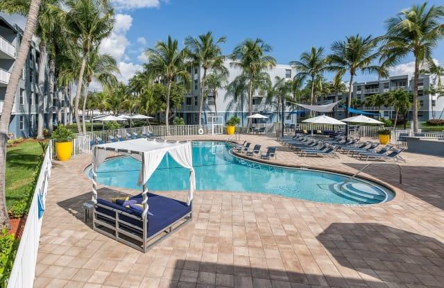 Beach Walk at Sheridan - 311 E Sheridan St, Dania Beach, FL 33004
