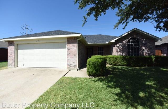 6419 Brookhaven Trl - 6419 Brookhaven Trail, Arlington, TX 76001