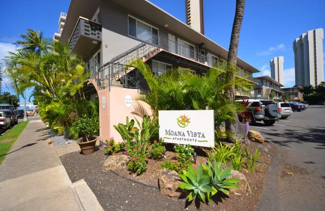 Moana Vista Apartments - 1720 Ala Moana Boulevard, Honolulu, HI 96815
