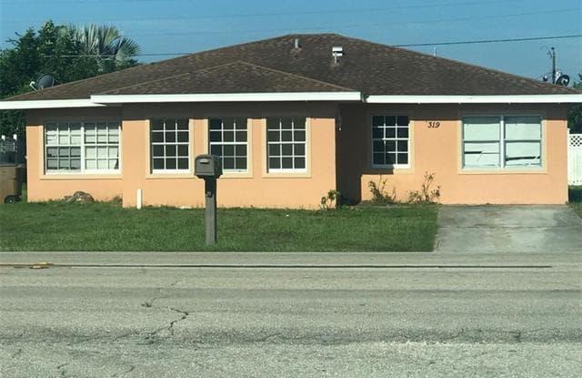 319 Alabama RD S - 319 Alabama Road South, Lehigh Acres, FL 33936
