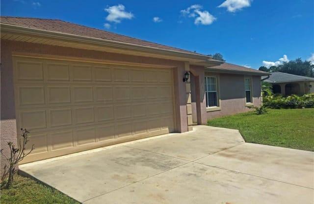 18142 SUMMERDOWN AVENUE - 18142 Summerdown Avenue, Port Charlotte, FL 33948