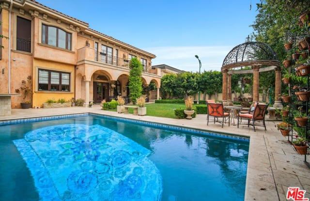 585 South BURLINGAME Avenue - 585 South Burlingame Avenue, Los Angeles, CA 90049