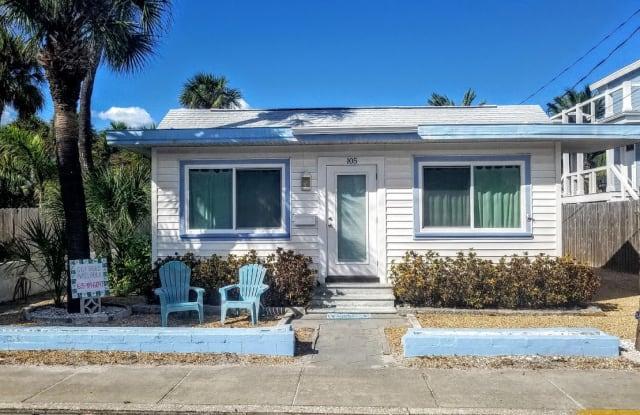 105 6th Avenue - 105 6th Avenue, St. Pete Beach, FL 33706