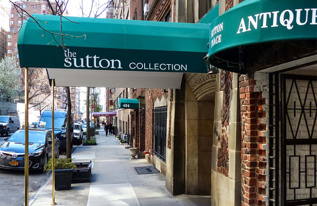 The Sutton Collection - 404/405 East 55 Street - 404 East 55th Street, New York, NY 10022