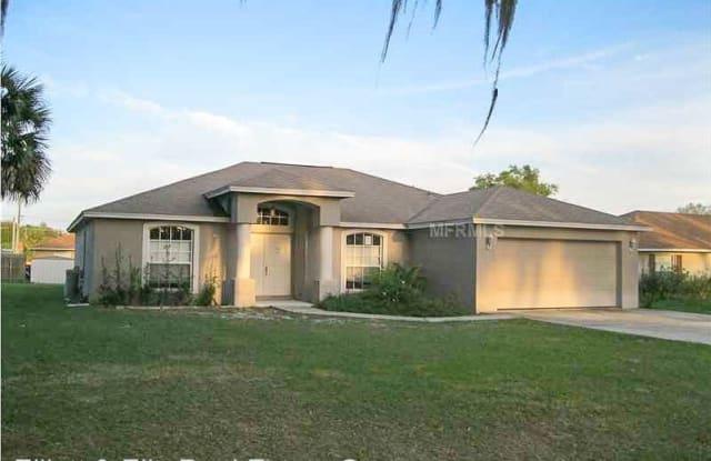 4871 Cedar View Dr. - 4871 Cedar View Drive, Willow Oak, FL 33860