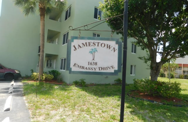 1638 Embassy Drive - 1638 Embassy Drive, West Palm Beach, FL 33401