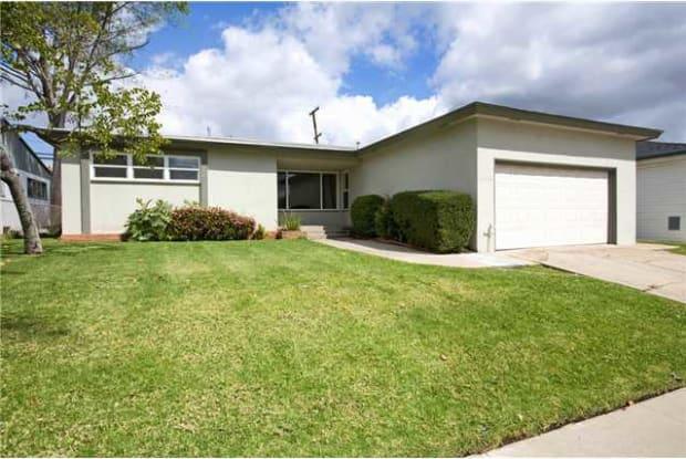 5744 Mary Lane Dr - 5744 Mary Lane Drive, San Diego, CA 92115