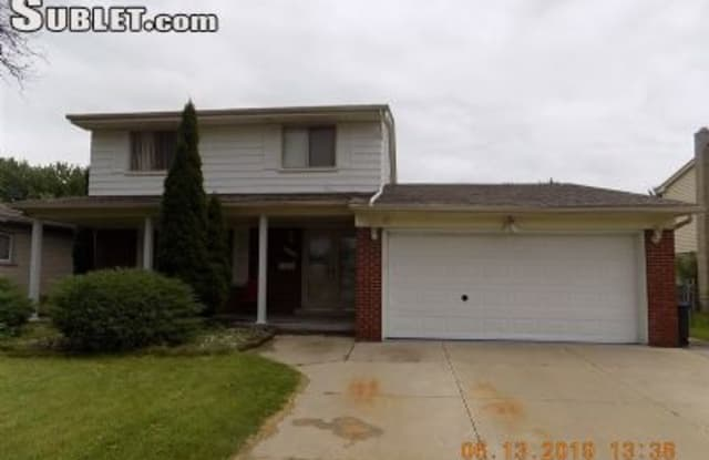 34672 Richard O Dr - 34672 Richard O Drive, Sterling Heights, MI 48310