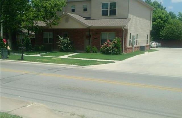 1522 N Leverett AVE - 1522 North Leverett Avenue, Fayetteville, AR 72703