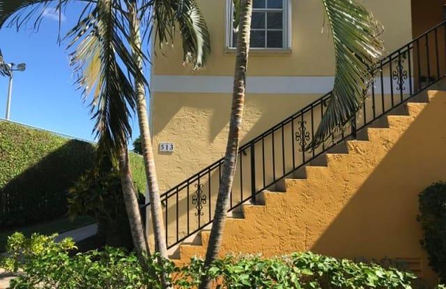 513 Waterside Drive - 513 Waterside Drive, Hypoluxo, FL 33462