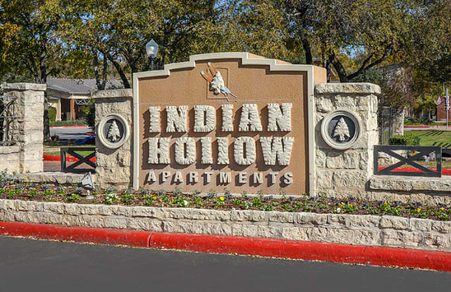 Indian Hollow - 12701 West Ave, San Antonio, TX 78216