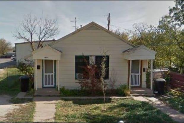 1457 Peach Street - 1457 Peach Street, Abilene, TX 79602