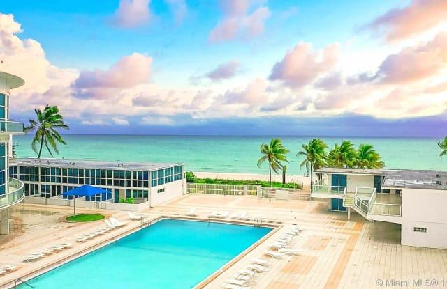 5445 Collins Ave - 5445 Collins Avenue, Miami Beach, FL 33140