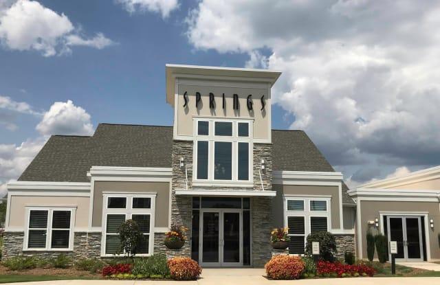 Springs at Laurens Road - 1401 Laurens Rd, Greenville, SC 29607