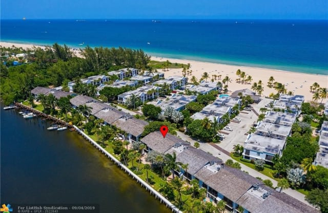 1601 S Ocean Ln - 1601 South Ocean Lane, Fort Lauderdale, FL 33316