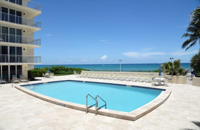 630 Ocean Drive - 630 Ocean Drive, Juno Beach, FL 33408