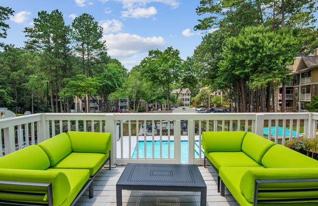 Sommerset Place Apartments - 6717 Six Forks Rd, Raleigh, NC 27615