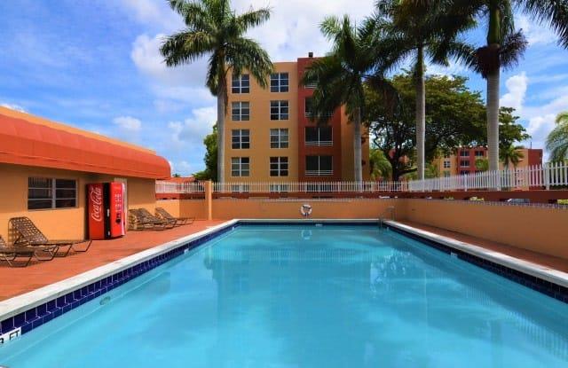 International Club Apartments - 1900 SW 122nd Ave, Miami, FL 33175