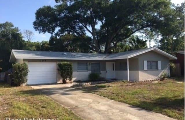 1444 Bentley Court - 1444 Bentley Street, Clearwater, FL 33755