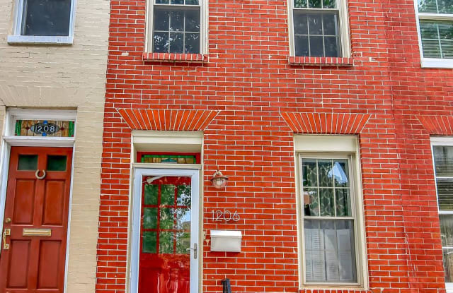 1206 BATTERY AVENUE - 1206 Battery Avenue, Baltimore, MD 21230