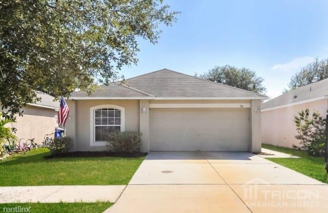 916 Brenton Leaf Drive - 916 Brenton Leaf Drive, Ruskin, FL 33570