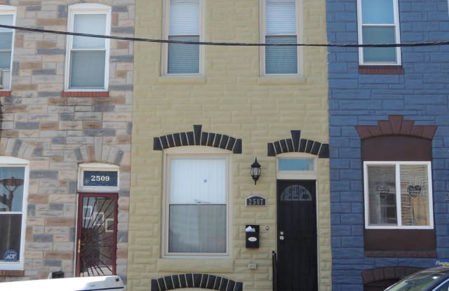 2507 JEFFERSON STREET - 2507 Jefferson Street, Baltimore, MD 21224