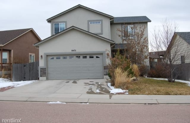 8431 Waterville Way - 8431 Waterville Way, Security-Widefield, CO 80925