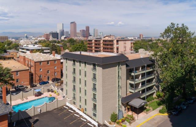 Park Sedona Apartments - 1245 Humboldt St, Denver, CO 80218