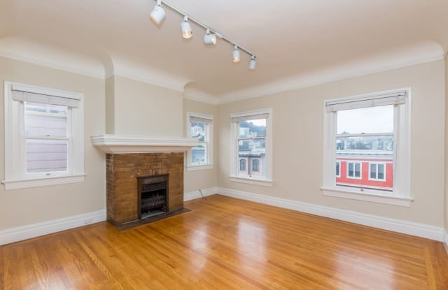 430 SCOTT Apartments - 430 Scott Street, San Francisco, CA 94117