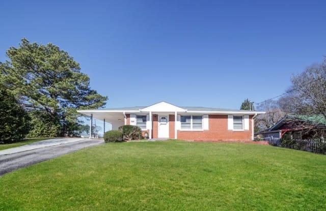 2675 Dunmoreland Terrace - 2675 Dunmoreland Terrace Southwest, Fulton County, GA 30349