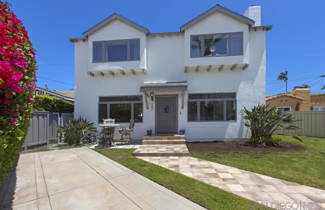 521 Palm Ave - 521 Palm Avenue, Coronado, CA 92118