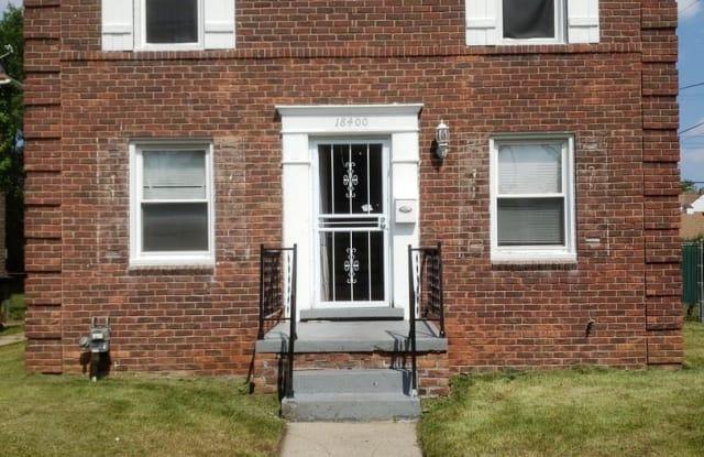 18400 Hartwell - 18400 Hartwell St, Detroit, MI 48235